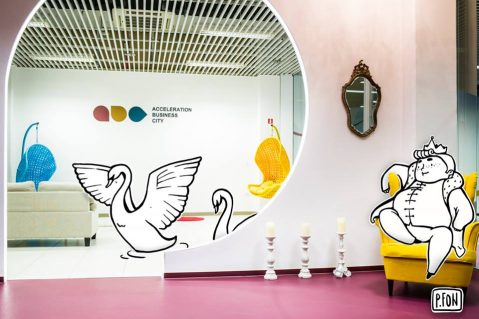 ABC HUB Coworking v Ljubljani
